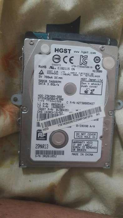 Disco Duro de 500 Gb