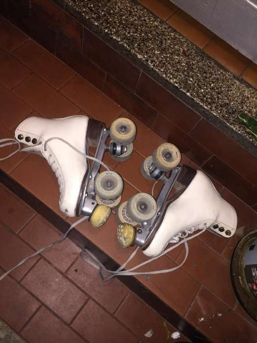 Patines Profesionales Talle 33