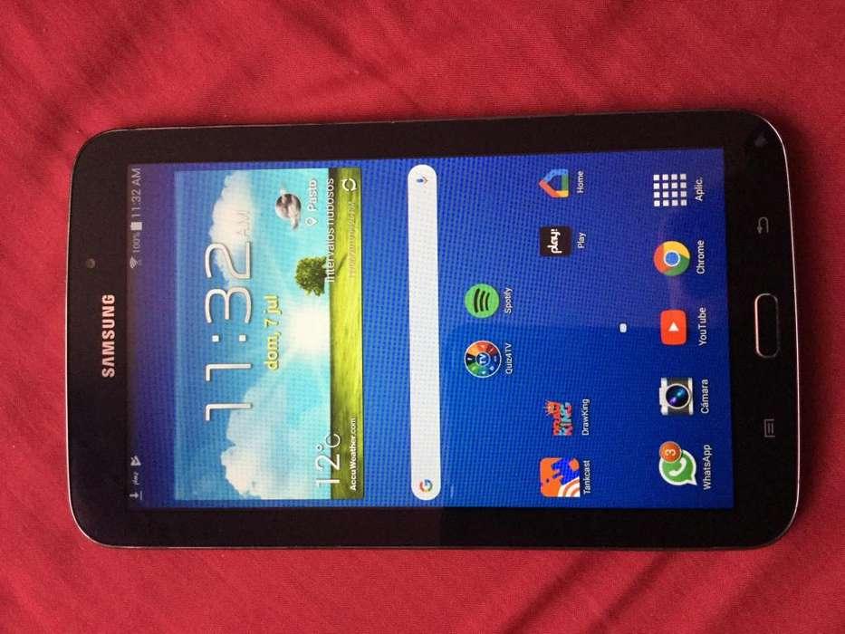 Samsung Galaxy Tab 3 de 7 pulgadas Perfecta