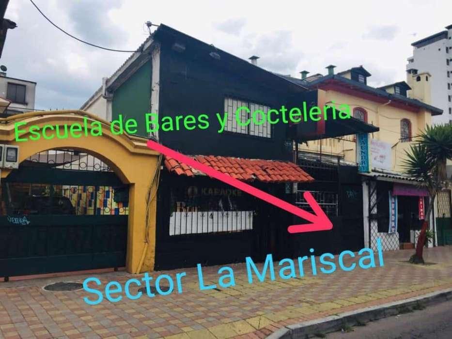 Cursos Cocteleria Locales en Todo Quito