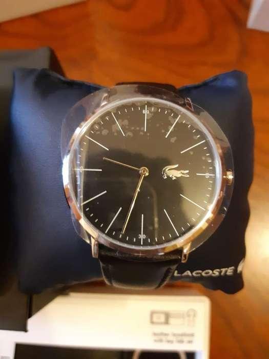Se Vende Reloj Lacoste