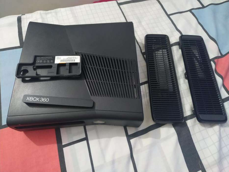 Carcasa Xbox 360 Slim