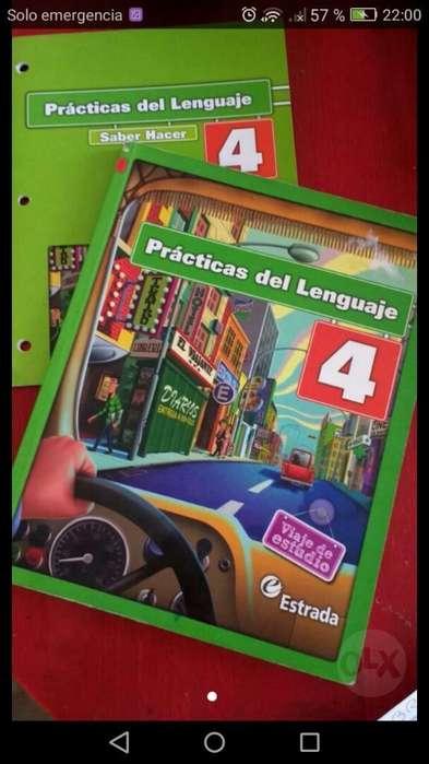 Practicas Del Lenguaje 4 con Ficha