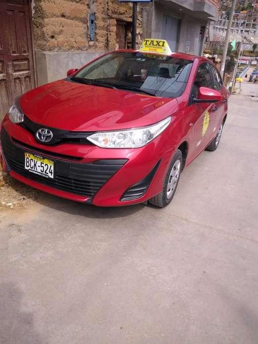 Toyota Yaris 2017 - 35500 km