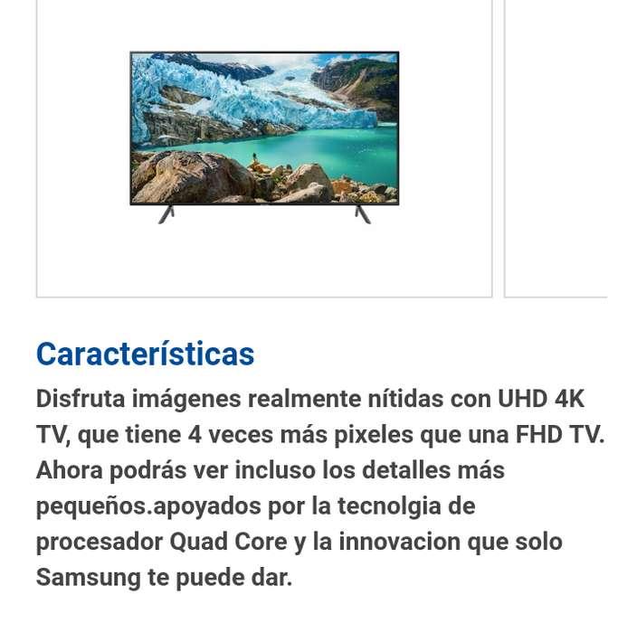 Tv 75 Samsung nuevo