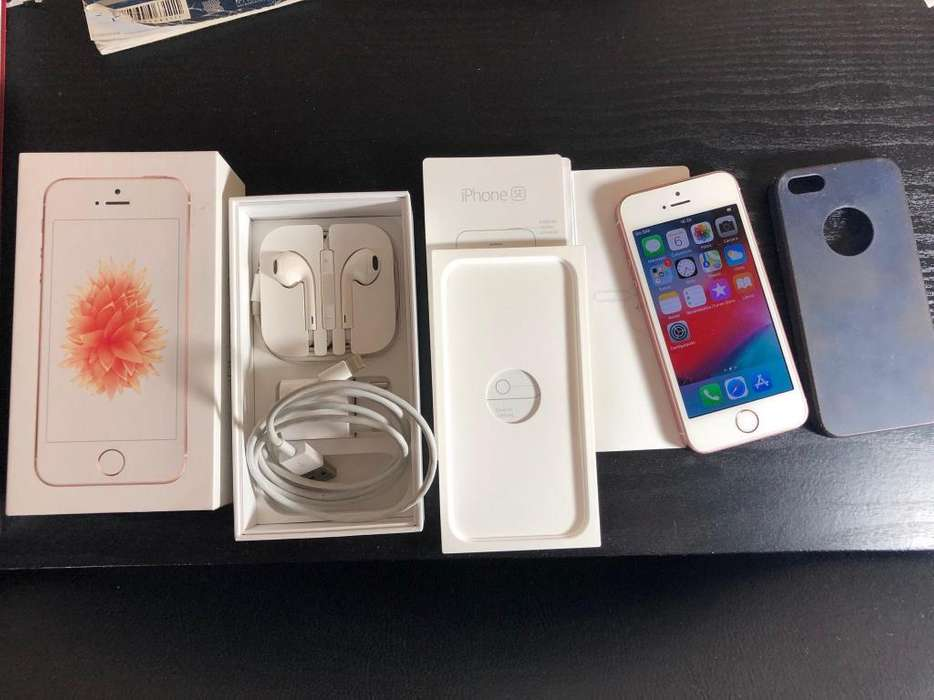 iPhone Se 16 Gb Rose