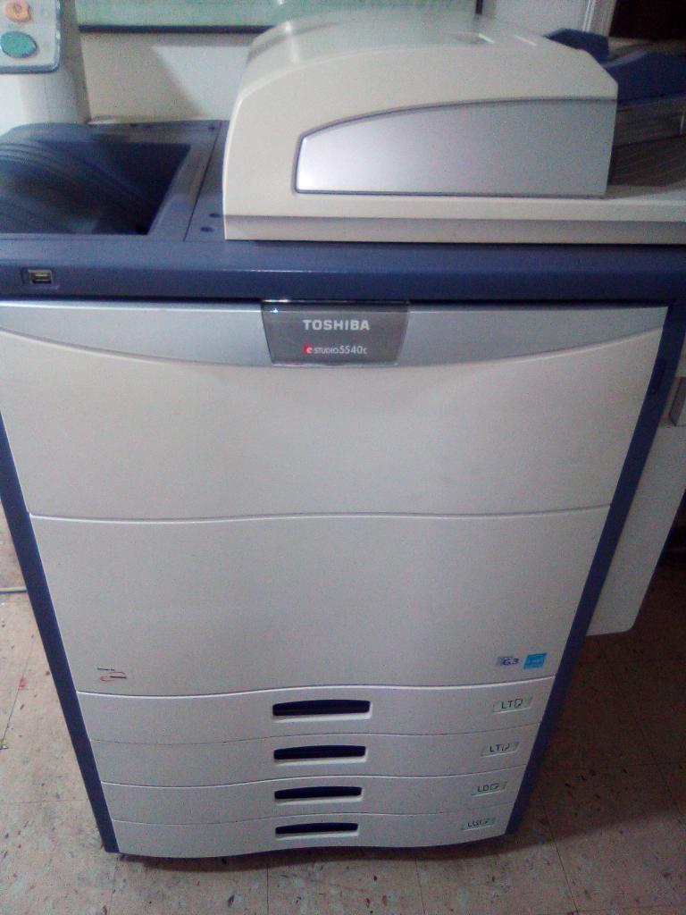 Fotocopiadora Toshiba Estudio 5540c