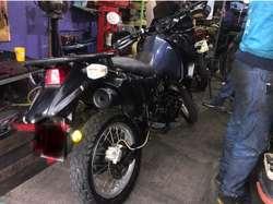 Vendo Moto Kawasaki 650 Papeles Al Dia