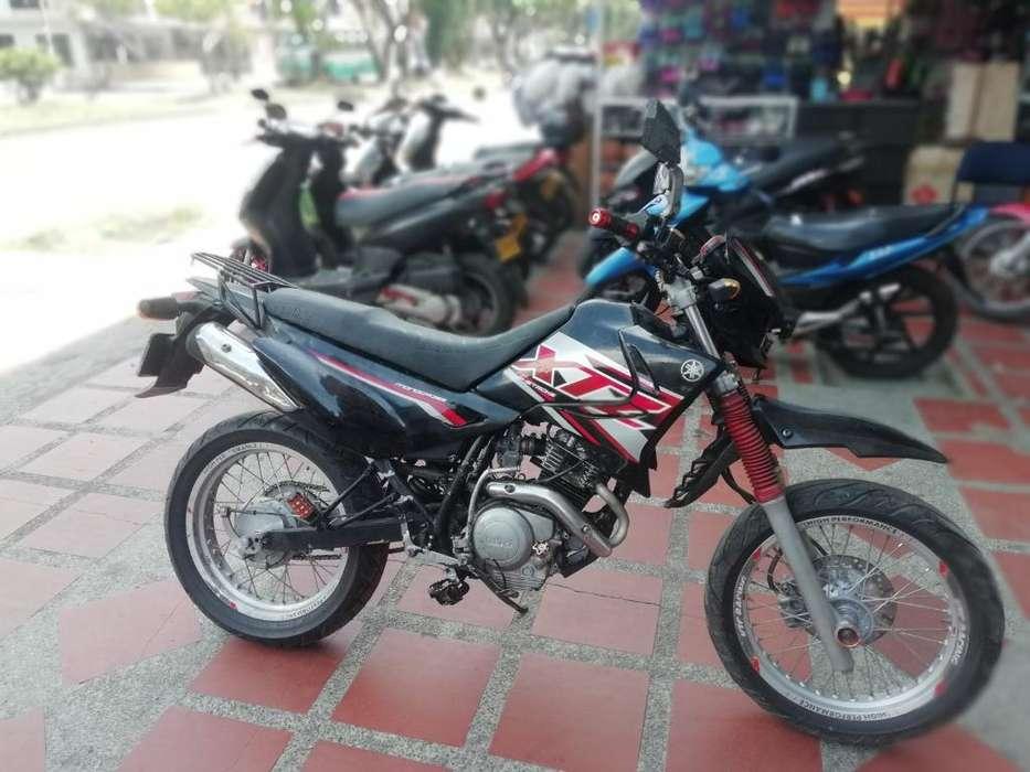 Yamaha Xtz 125 Modelo 2006,toda Funciona
