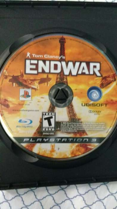 End War Tom Clancys para Ps3
