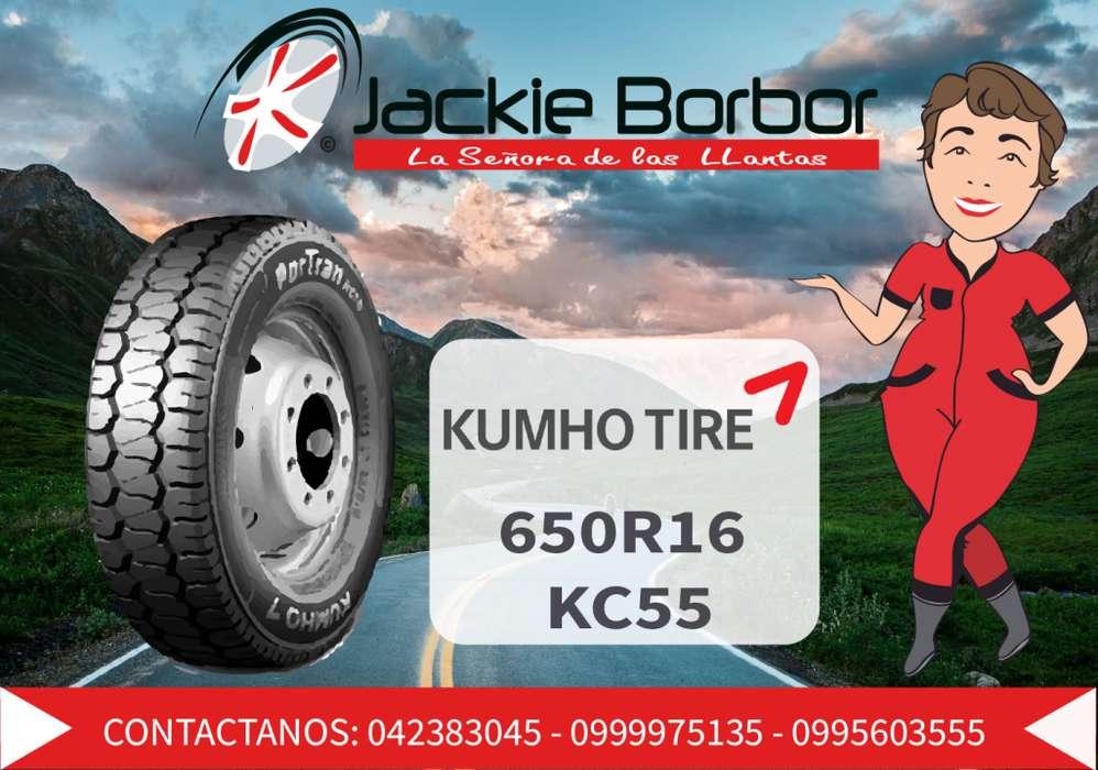 LLANTA 650R16 KUMHO KIA K3000 <strong>chevrolet</strong> NHR NLR