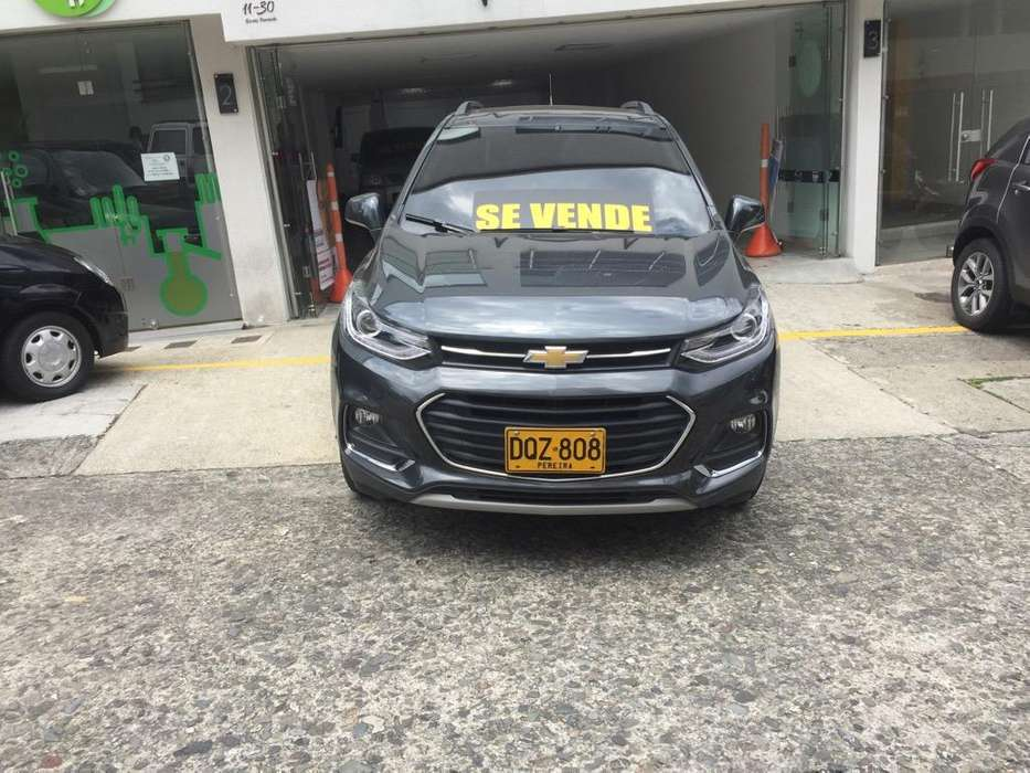 Chevrolet Tracker 2018 - 14000 km