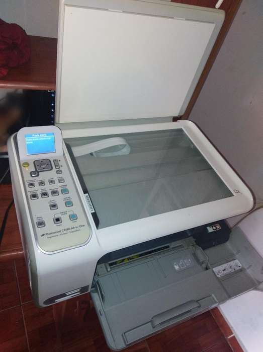 Impresora Hp Photosmart C4180 All-in-one