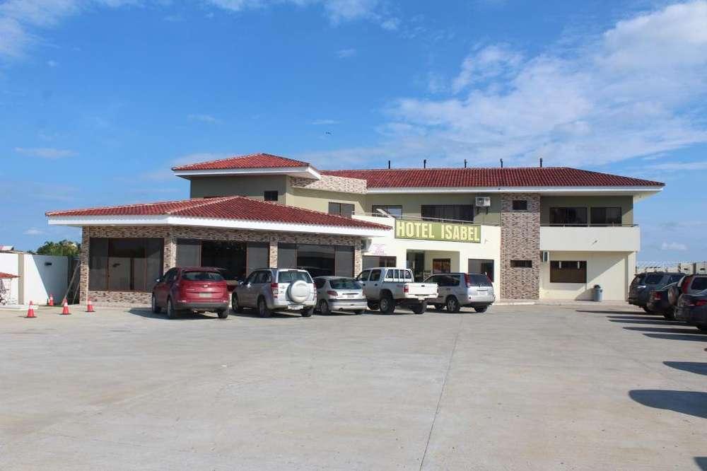 Vendo Hotel en PLAYAS VILLAMIL