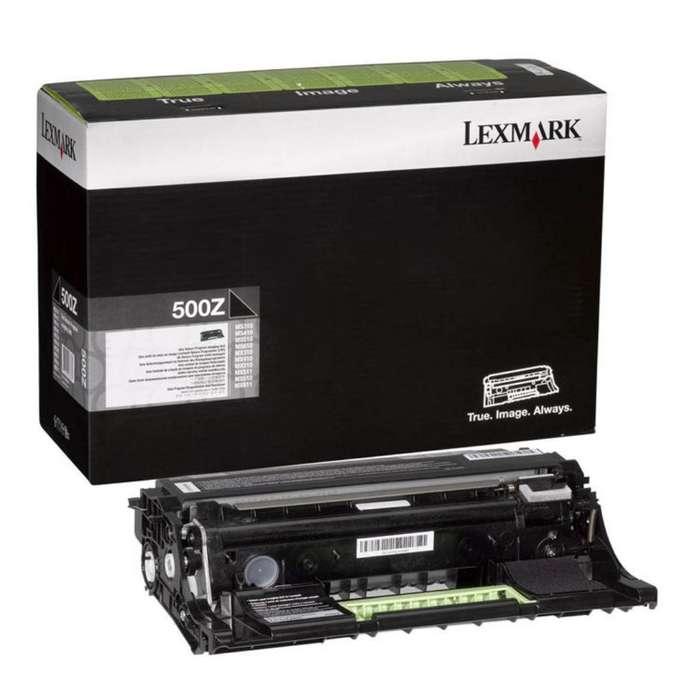 Unidad de Imagen Lexmark 500z Negro 50f0