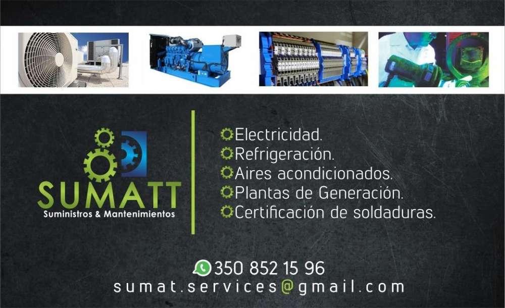Servicio Tecnico Especializado.