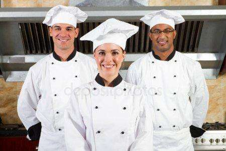 personal para cocina