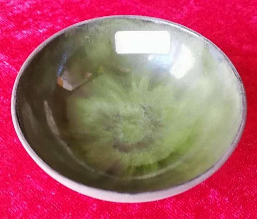 Bowl de arcilla artesanal