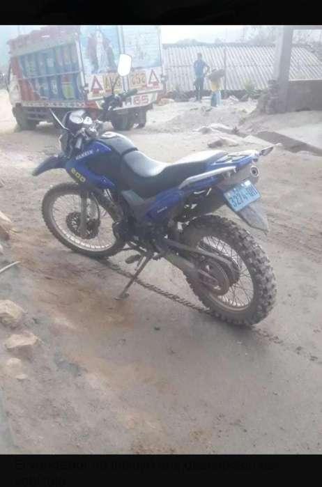 Vendo Moto Wanxin 200