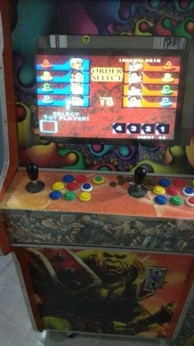 Maquina Arcade 1250 Juegos