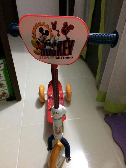 Patineta Tipo Scooter