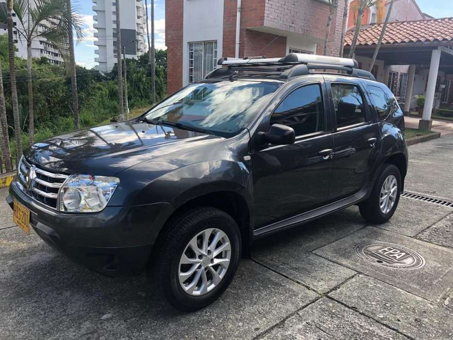 Renault Duster 2014 - 55000 km