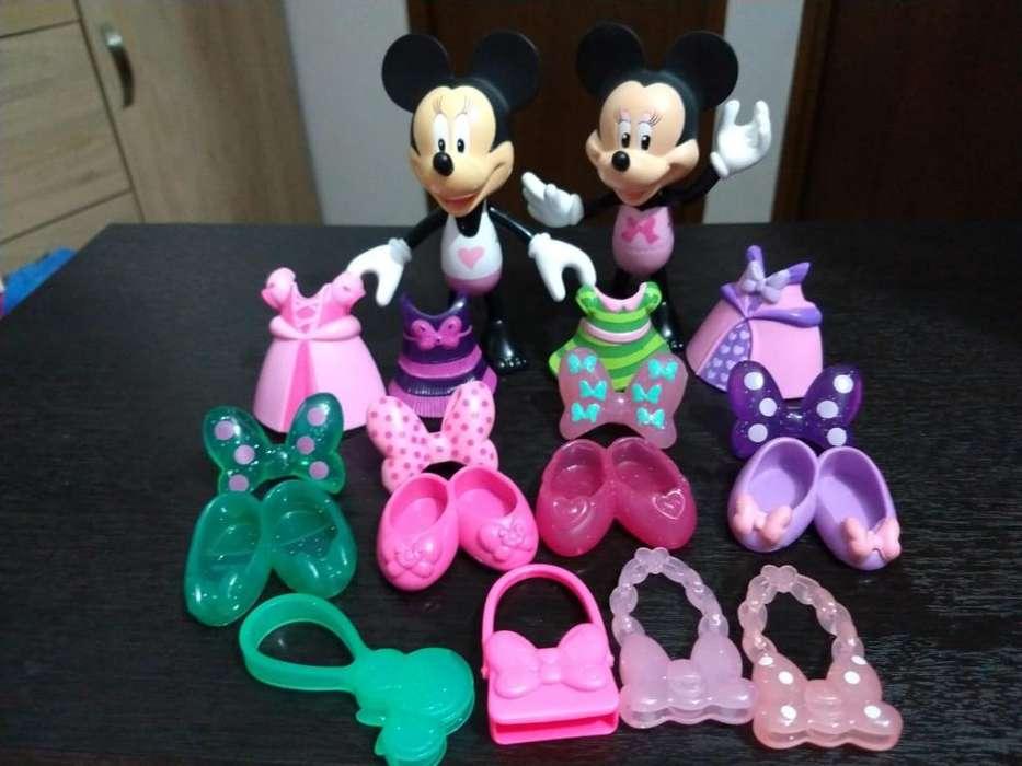 Minnie Mouse Kit de Ropa