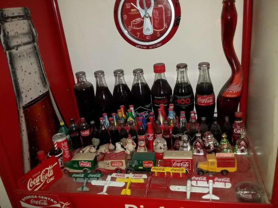Vendo Coleccion de Cocacola