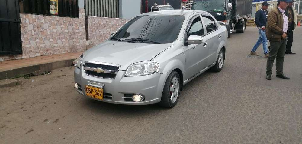 Chevrolet Aveo 2009 - 132000 km