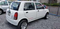 Daihatsu Cuore Año 2002 Twin Cam Flamant