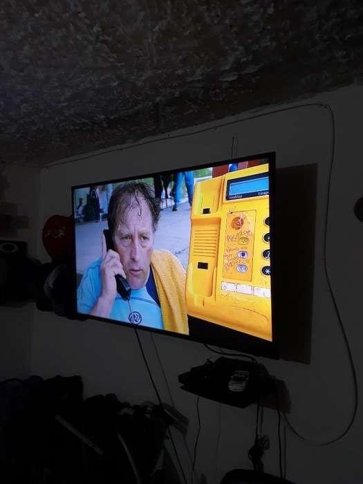 Smart Samsung con 48 de Tamaño