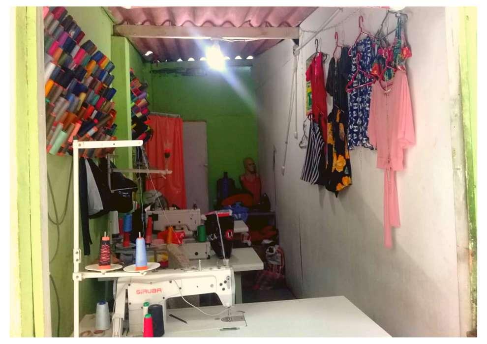 Local Comercial Int. Mercado de Telas