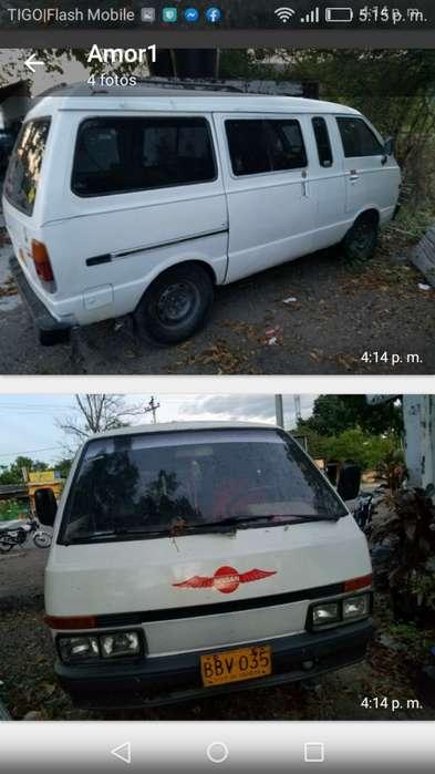 Nissan Vanette 1992 - 0 km