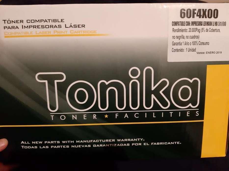Toner 60f4x00