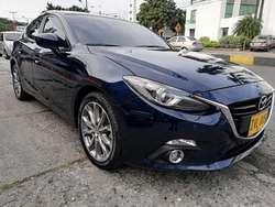 Mazda 3 Grand Touring 2016 Automatico