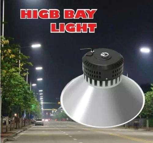 luminarias Higb bay light lima