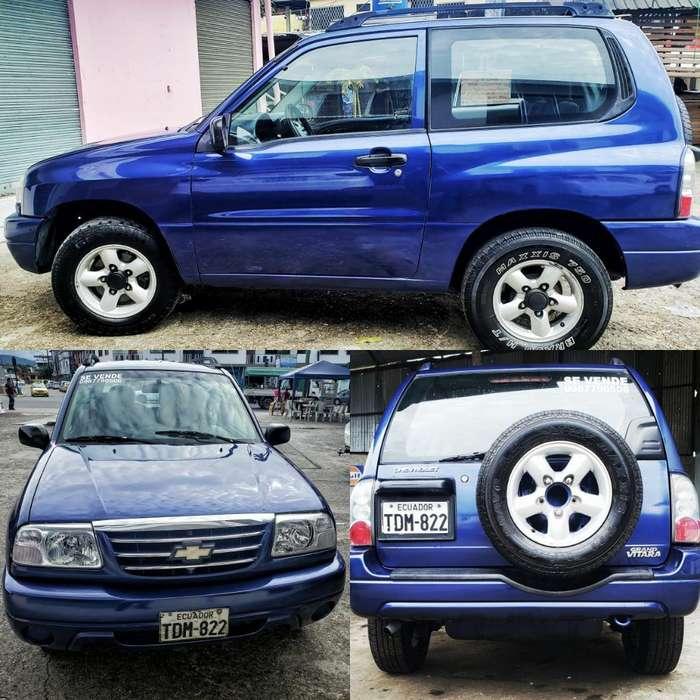 Chevrolet Grand Vitara 2008 - 290000 km