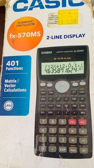Calculadora Cientificacasio Original