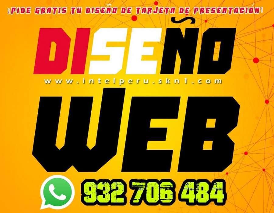 GRATIS DOMINIO HOSTING Y CORREOS! DISEÑO WEB CREACION DE PAGINA WEB TIENDA VIRTUAL TODO ADMINISTRABLE! LOGOTIPO