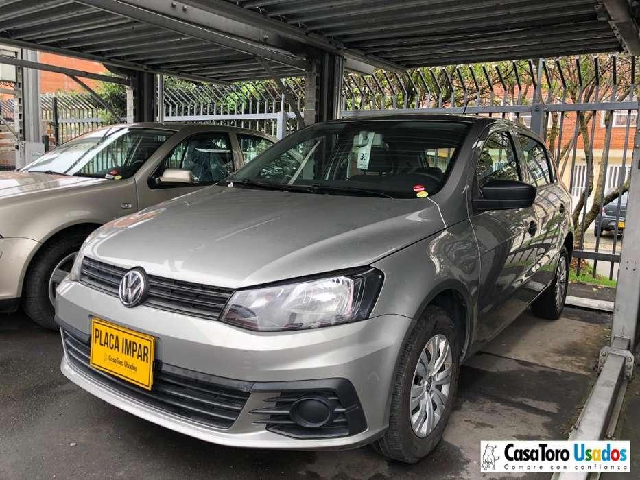 Volkswagen Gol 2017 - 16380 km