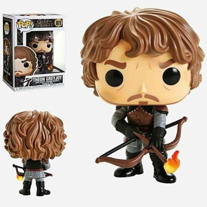 Funko Pop Theon Greyjoy Game Of Thrones