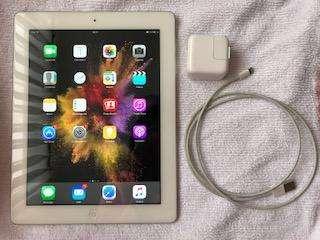 iPad 4ta generacion 32 GB