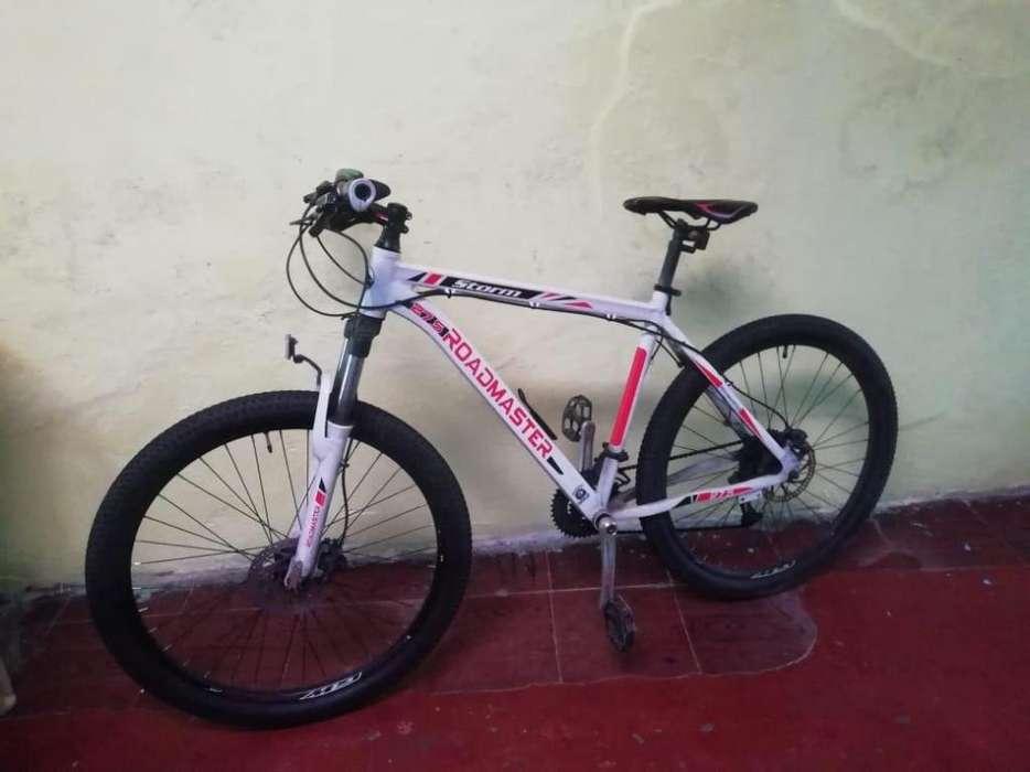 Bicicleta Roadmaster