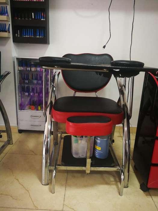 Mesas de Manicure Y Pedicure