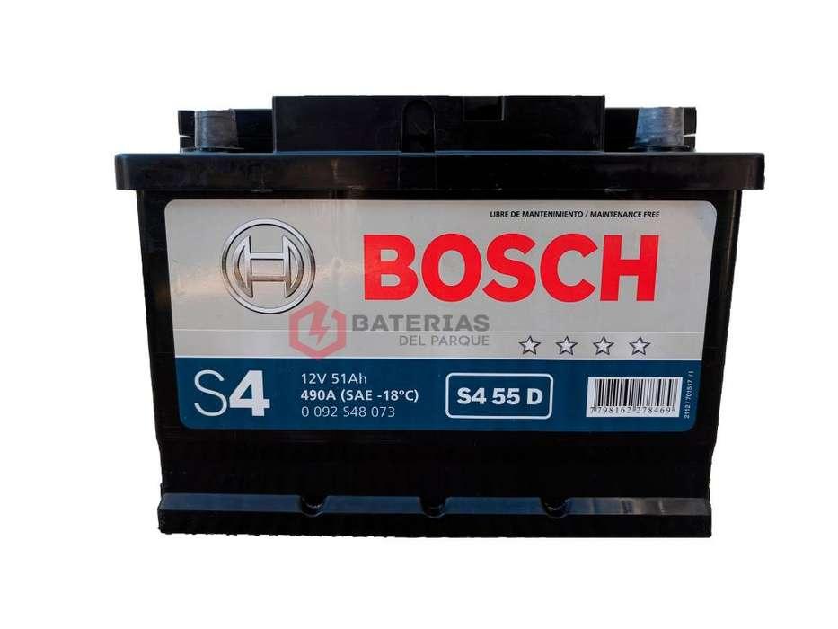 <strong>bateria</strong> 12x65 BOSCH S455D 65 AMP