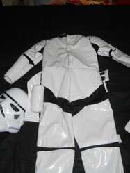 Disfraz importado Disfraces Darth Vader star wars stormtrooper halloween niños