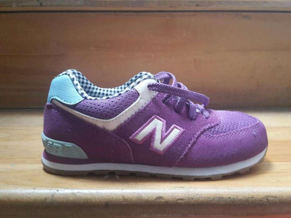 Zapatos Deportivos New Balance Niña