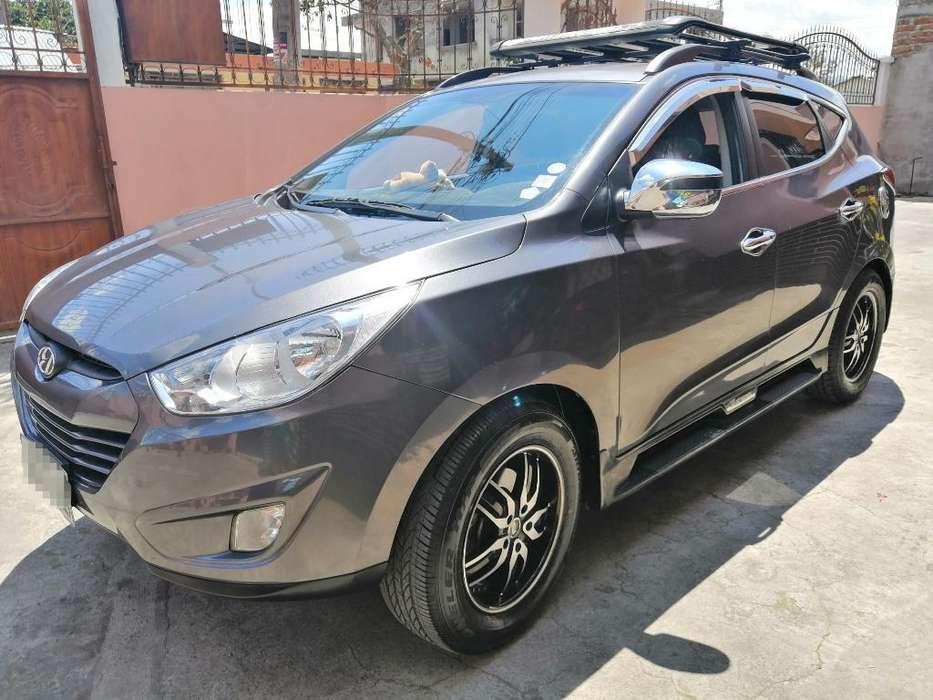 Hyundai Tucson 2013 - 132000 km