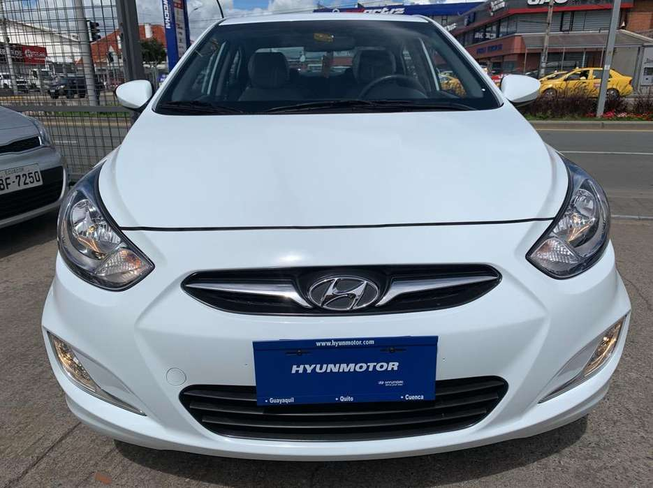 Hyundai Accent 2015 - 55183 km