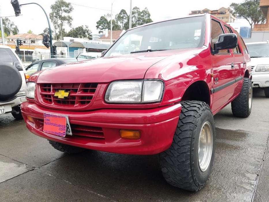 <strong>chevrolet</strong> Rodeo 2003 - 220000 km